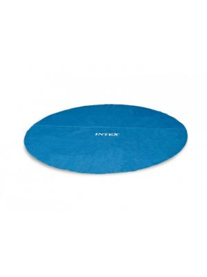 Intex Pool Solar Cover 10ft - Round - 120 Micron